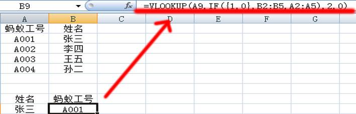 Vlookup函数的4个经典使用方法,提升效率就靠它