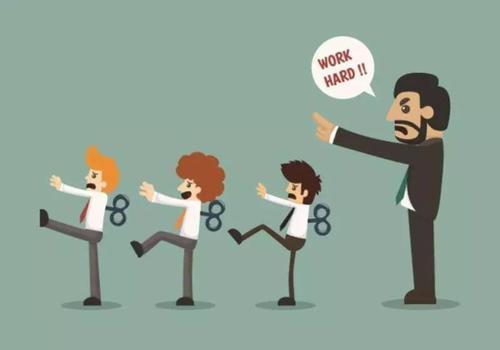 如何应对故意消极的员工?